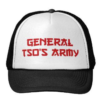 Gorra del ejército de la TSO general