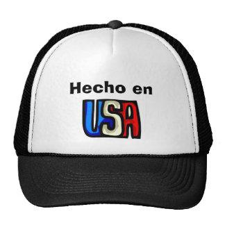 Gorra del en los E.E.U.U. de Hecho