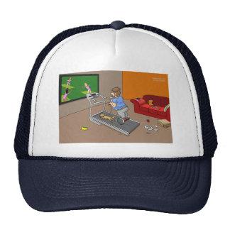 Gorra del entrenamiento de Segway