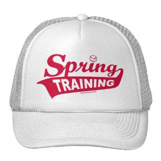 Gorra del entreno primaveral