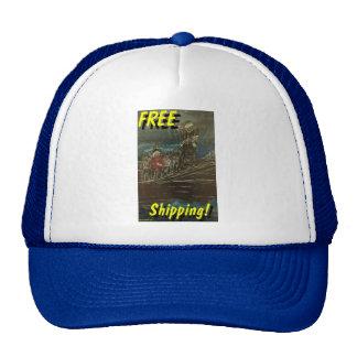 Gorra del envío gratis