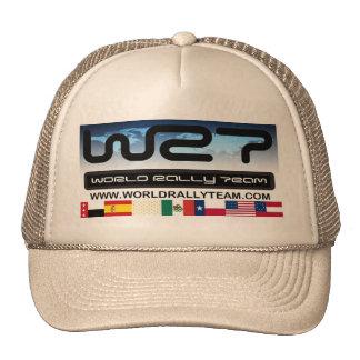 Gorra del equipo del WRT