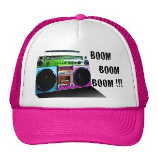 gorra del equipo estéreo portátil del auge del aug