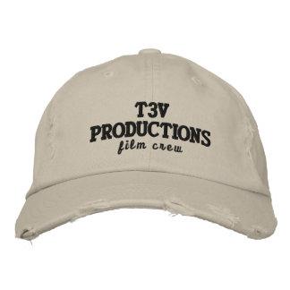Gorra del equipo gorra bordada
