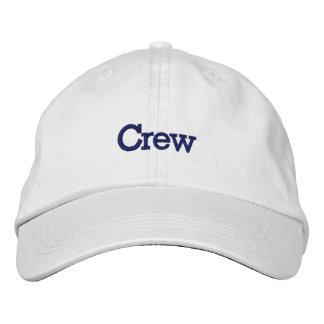 Gorra del equipo gorro bordado