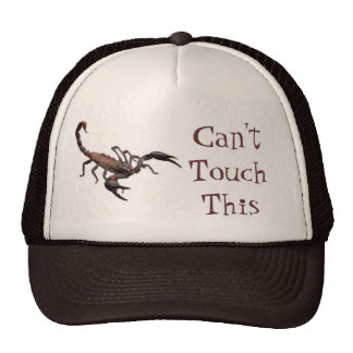 Gorra del escorpión