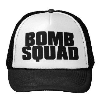 Gorra del escuadrón de la muerte