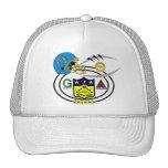 Gorra del escudo de 2011 pulverizadores