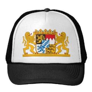 Gorra del escudo de armas de Baviera