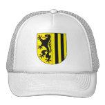 Gorra del escudo de armas de Dresden