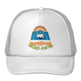 Gorra del escudo de armas de Formosa