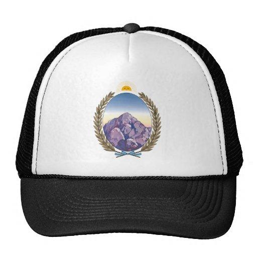Gorra del escudo de armas de Larioja
