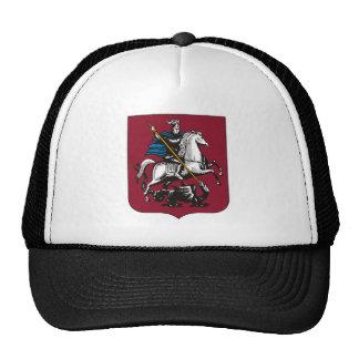 Gorra del escudo de armas de Moscú