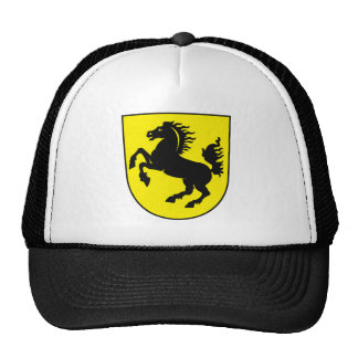 Gorra del escudo de armas de Stuttgart