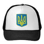 Gorra del escudo de armas de Ucrania