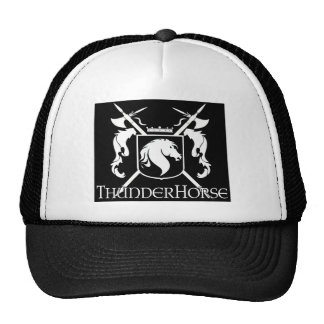 Gorra del escudo de armas del TH
