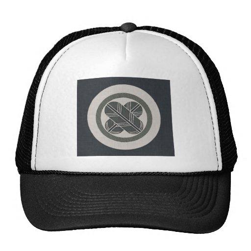 Gorra del escudo de la pluma del halcón