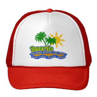 Gorra del estado de ánimo de Tenerife - elija el c