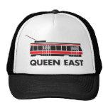 Gorra del este del camionero del tranvía de la rei