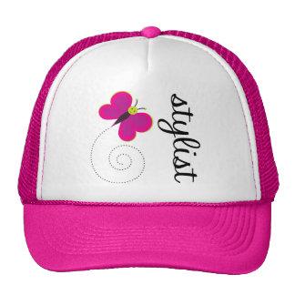Gorra del estilista de la belleza