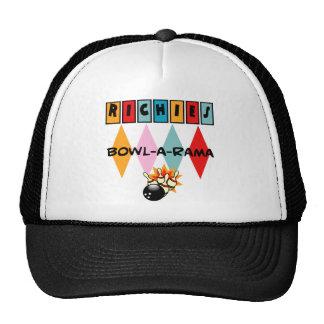 Gorra del estilo de los años 60 del vintage