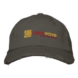 Gorra del estudio de grabación de Clearwave Gorra De Beisbol