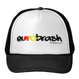 gorra del eurotrash