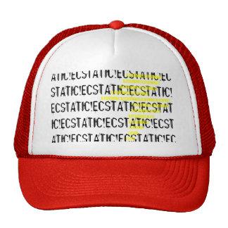 Gorra del Extático-Relámpago (rojo)