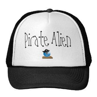 Gorra del extranjero del pirata