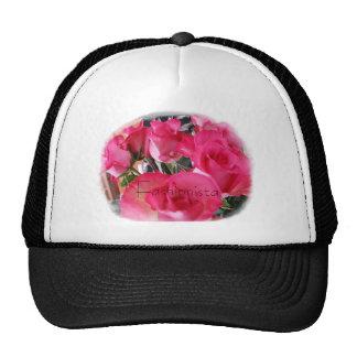 Gorra del fashionista