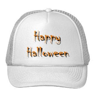 Gorra del feliz Halloween
