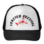 Gorra del festival de la langosta