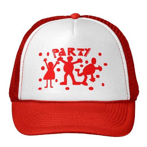 gorra del fiesta