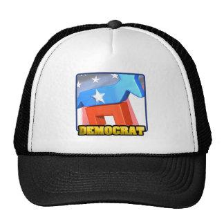 Gorra del fiesta de Demócrata