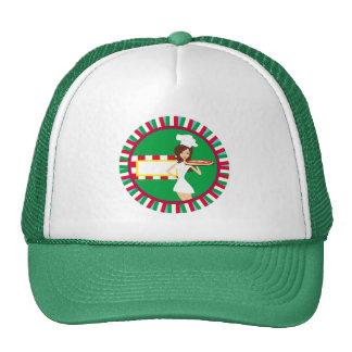 Gorra del fiesta de la pizza
