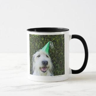 Gorra del fiesta del perro que lleva