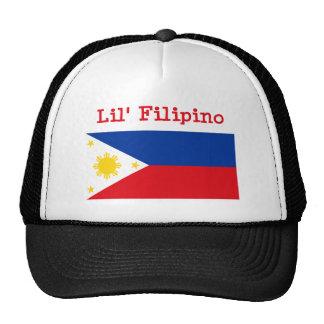 Gorra del filipino de Lil