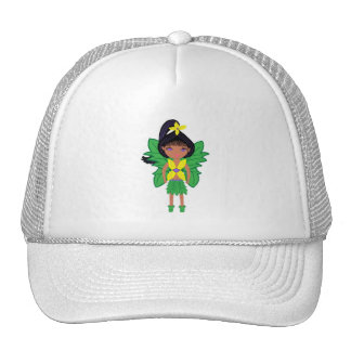 Gorra del flor de abril