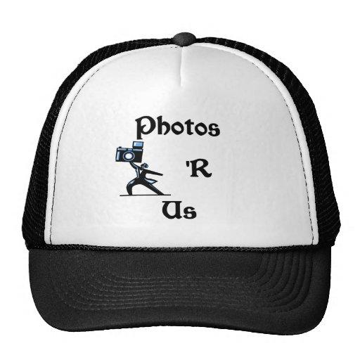 Gorra del fotógrafo