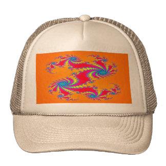 Gorra del fractal del dragón