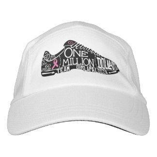 Gorra del funcionamiento gorra de alto rendimiento