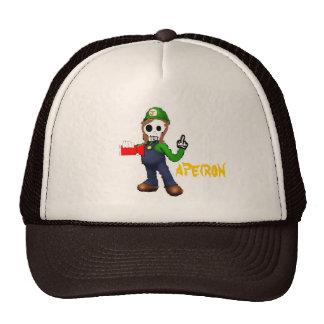 gorra del funcionario del apeiron