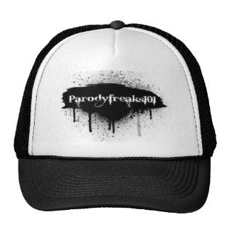 Gorra del funcionario ParodyFreaks101