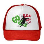 Gorra del fútbol de Italia