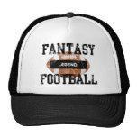 Gorra del fútbol de la fantasía