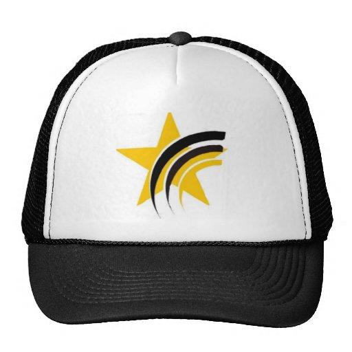 Gorra del fútbol de las superestrellas