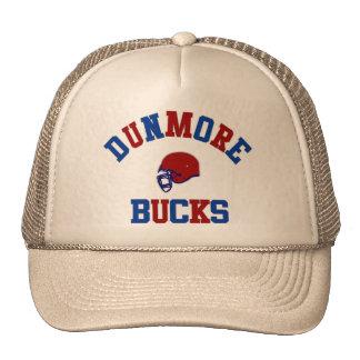 Gorra del fútbol de los dólares de Dunmore