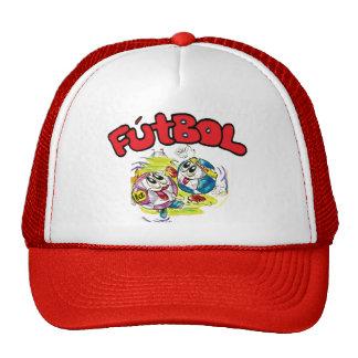 Gorra del fútbol (español)