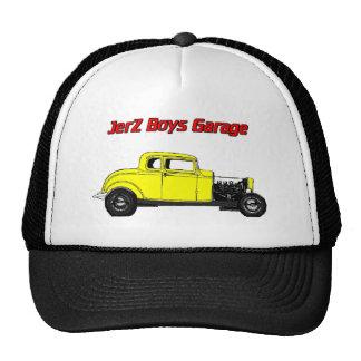 Gorra del garaje de los muchachos de JerZ