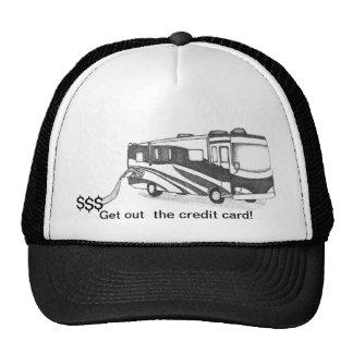 Gorra del gas de rv